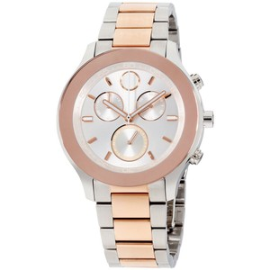 Movado Bold Stainless Steel Chronograph 3600547 Watch