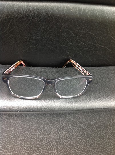 Just Cavalli Just cavalli black colorful eyeglasses Image 3