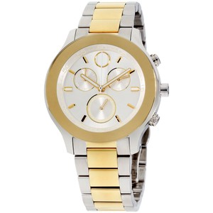 Movado Stainless Steel Chronograph 3600546 Watch
