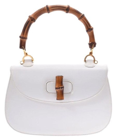 Gucci Satchel in White Image 0