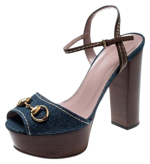 Preload https://img-static.tradesy.com/item/25999510/gucci-blue-horsebit-denim-leather-lifford-ankle-strap-block-sandals-size-eu-375-approx-us-75-regular-0-3-540-540.jpg