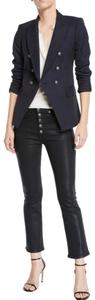 Veronica Beard Flare Leg Jeans-Coated