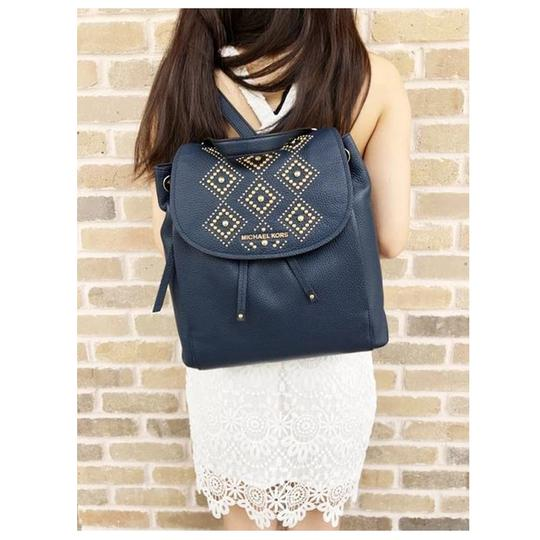 Michael Kors Womens Studded Backpack Image 5
