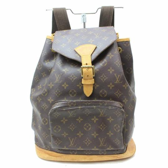 Preload https://img-static.tradesy.com/item/25999849/louis-vuitton-montsouris-gm-m51135-browns-monogram-backpack-0-0-540-540.jpg