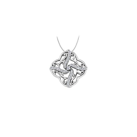 Preload https://img-static.tradesy.com/item/25999858/white-diamond-square-like-shaped-pendant-in-14k-gold-025-ct-tdw-necklace-0-0-540-540.jpg