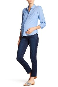 Paige PAIGE Verdugo Ankle Skinny Jeans Maternity