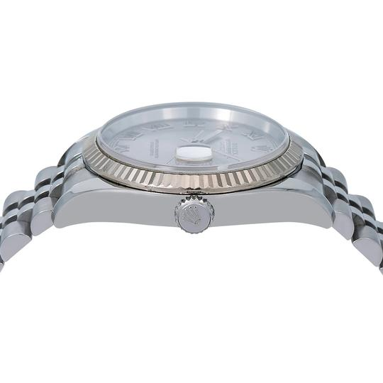 Rolex Rolex Datejust 116234 36MM Silver Dial With Stainless Steel Bracelet Image 3