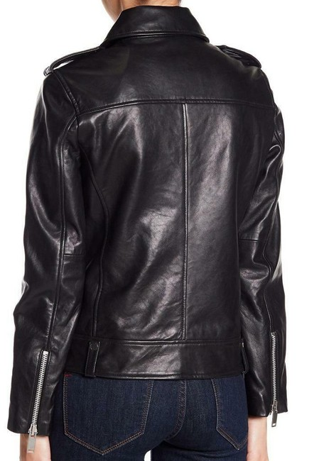 Walter by Walter Baker Leather Jacket Image 2