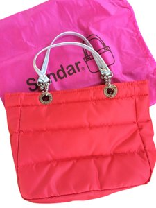 Sundar Tote in Red
