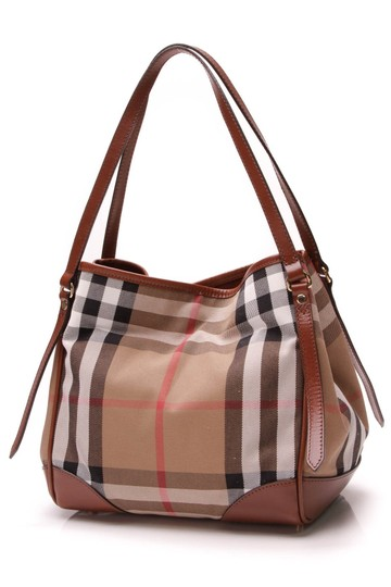 Burberry Tote in Beige Image 2