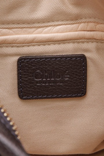 Chloé Satchel in Blue Image 8