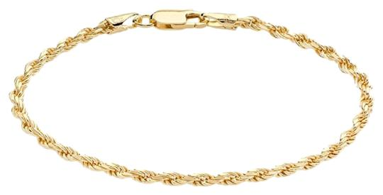 Preload https://img-static.tradesy.com/item/26001405/-18k-yellow-gold-unisex-figaro-75-inch-bracelet-0-1-540-540.jpg