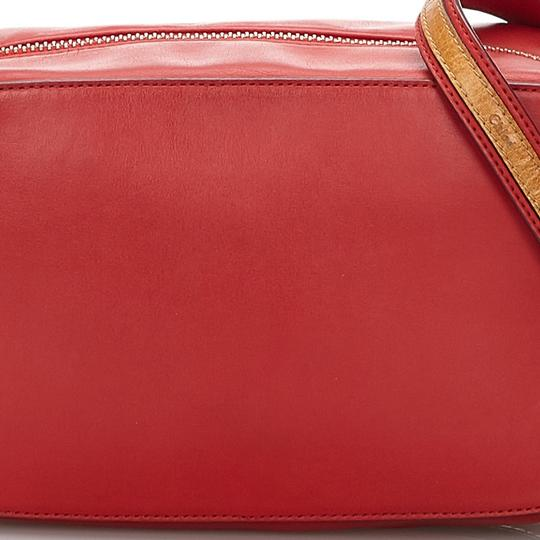 Chloé 9hclcx006 Vintage Leather Cross Body Bag Image 11