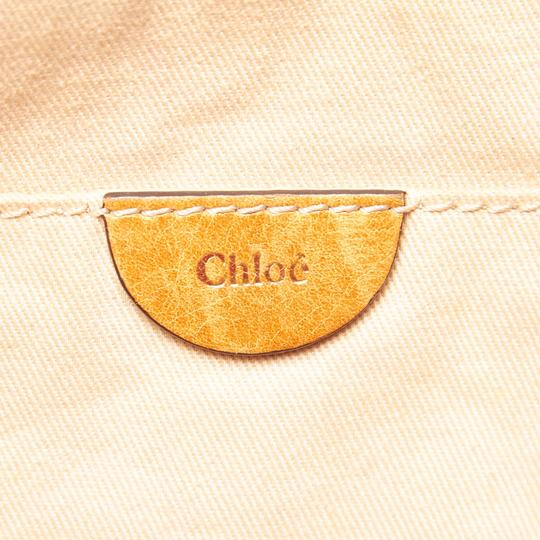 Chloé 9hclcx006 Vintage Leather Cross Body Bag Image 5