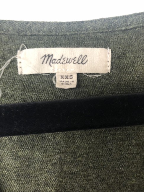 Olive Maxi Dress by Madewell Image 1