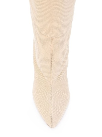 YEEZY Natural Boots Image 3