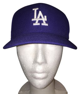 Kid's Official Los Angeles Dodgers Baseball Cap; One Size -- Adjustable (Age 5 -13) [ TommiesCloset ]