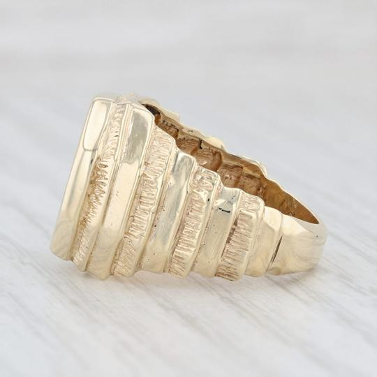 Other 1850 Golden Dollar Coin Ring - 10k 900 Size 8.25 Type 1 Civil War $1 Image 2