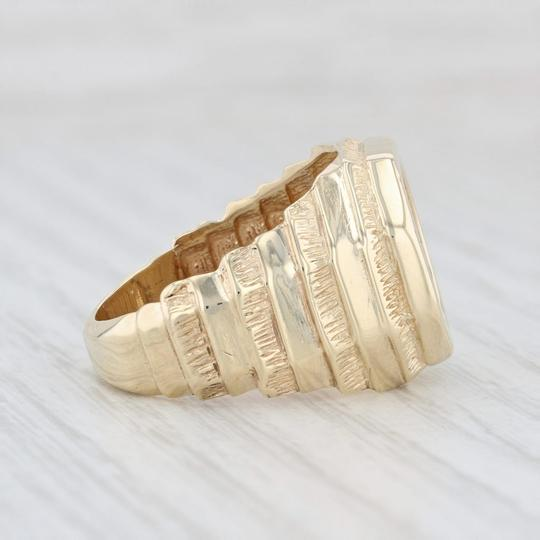 Other 1850 Golden Dollar Coin Ring - 10k 900 Size 8.25 Type 1 Civil War $1 Image 4