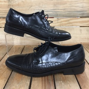 Cole Haan Black Grand Leather Oxford Men's Shoes