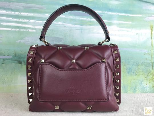 Valentino Leather Candystud Cross Body Bag Image 3