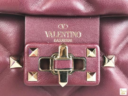 Valentino Leather Candystud Cross Body Bag Image 8