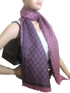 Gucci Gucci scarf with GG pattern