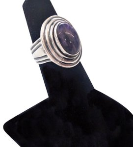 Carolyn Pollack Vintage Relios Carolyn Pollack Sterling Silver Purple Charoite Ring