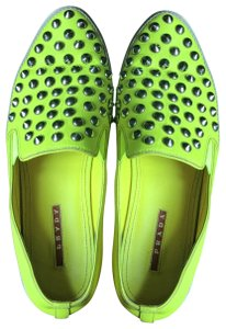 Prada neon yellow Athletic