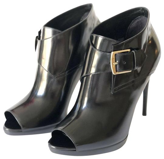 Preload https://img-static.tradesy.com/item/26002988/burberry-black-holtsmere-110-leather-peep-toe-ankle-41eur-bootsbooties-size-eu-41-approx-us-11-regul-0-1-540-540.jpg