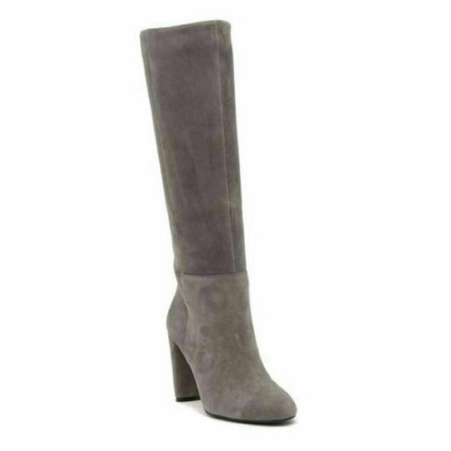 Item - Gray New Femmie Suede Knee High Boots/Booties Size US 11 Regular (M, B)