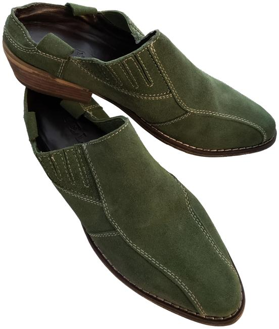 Item - Green Bought From Sundance Outlet. Sandals Size US 8 Regular (M, B)