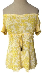 Miss Sixty Top yellow