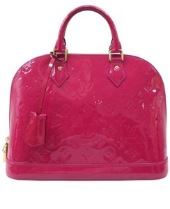 Louis Vuitton Satchel in Fuchsia