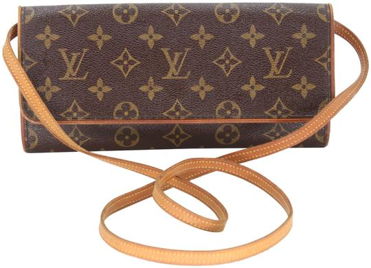 Preload https://img-static.tradesy.com/item/26003529/louis-vuitton-pochette-twin-coated-leather-brown-monogram-canvas-and-calfskin-cross-body-bag-0-2-540-540.jpg