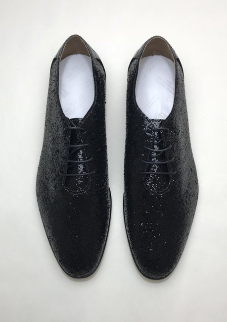 Item - Black Shiny Leather Shoes