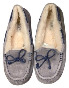 UGG Australia gray and blue Sandals