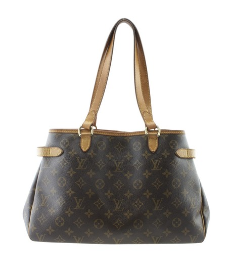 Louis Vuitton Canvas Tote in Brown Image 4