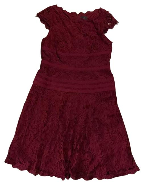 Item - Maroon Long Formal Dress Size 14 (L)