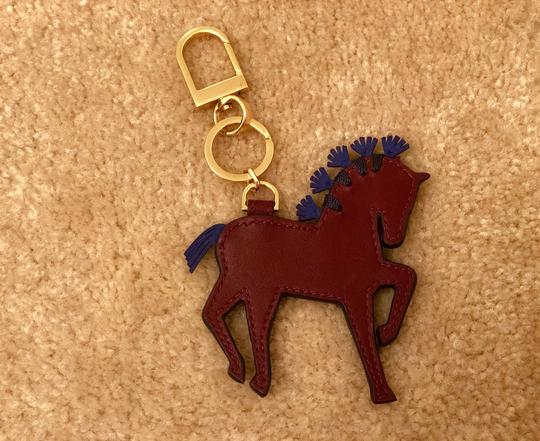 Tory Burch Hank the Horse Keychain/Bag Charm Image 2