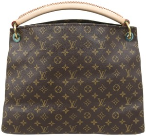 Louis Vuitton Artsy Mm Arsty Monogram Hobo Bag