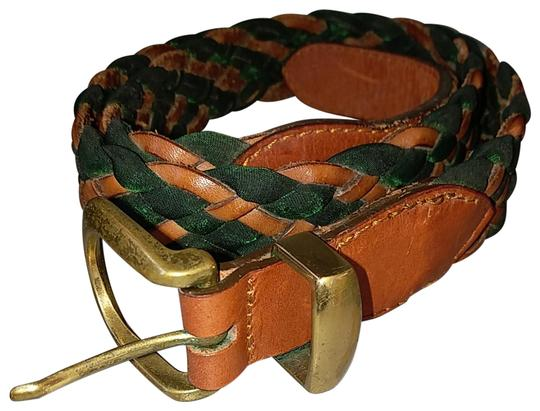 MCM Authentic Vintage MCM woven belt Italy Image 0