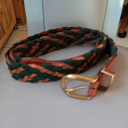 MCM Authentic Vintage MCM woven belt Italy Image 1