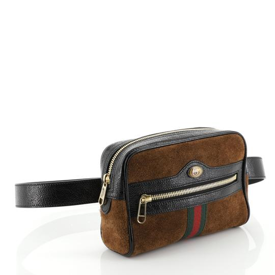 Gucci Ophidia Suede Cross Body Bag Image 1