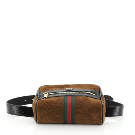 Gucci Ophidia Suede Cross Body Bag Image 3