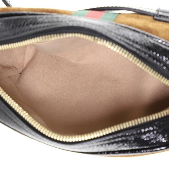 Gucci Ophidia Suede Cross Body Bag Image 4