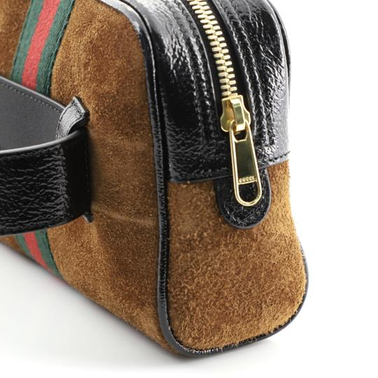 Gucci Ophidia Suede Cross Body Bag Image 5