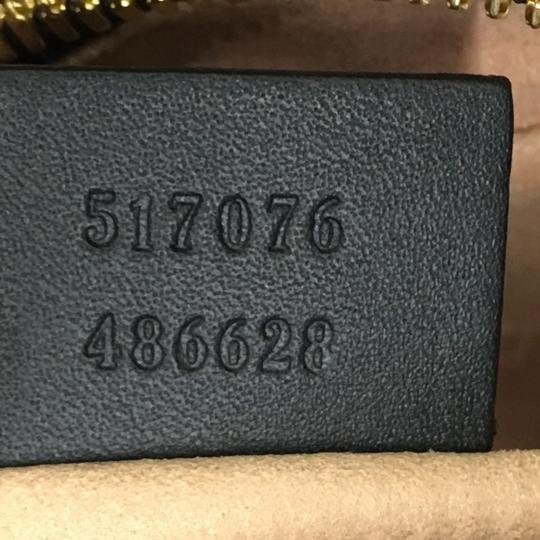 Gucci Ophidia Suede Cross Body Bag Image 6