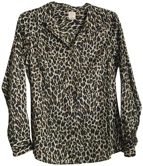 Preload https://img-static.tradesy.com/item/26007369/jcrew-multicolor-leopard-cotton-perfect-fit-shirt-in-button-down-top-size-4-s-0-3-650-650.jpg