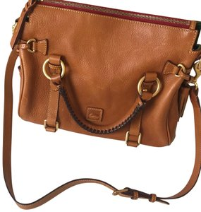 Dooney & Bourke Satchel in brown - item med img